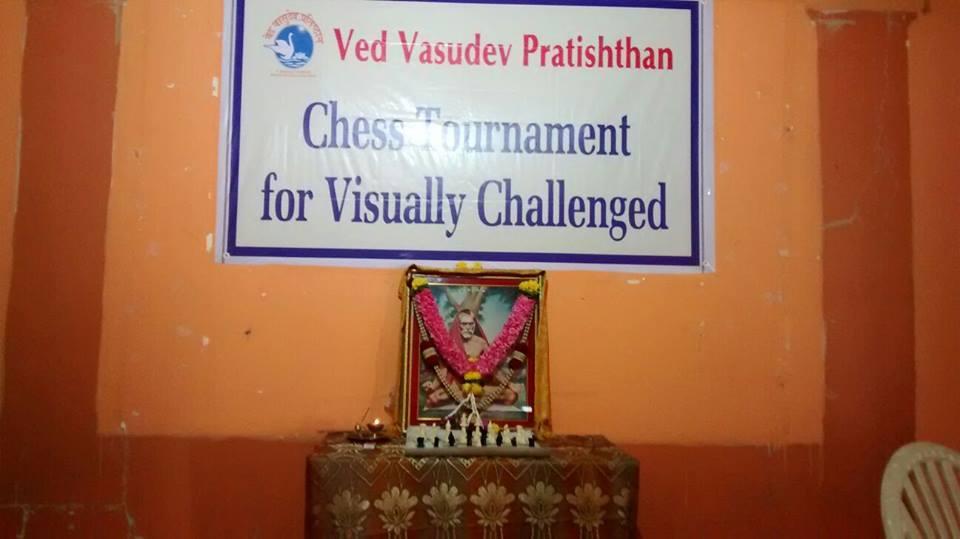 Chess Tournament at Vashi